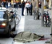 """Самоковеца беше убит на площад """"Дам"""""""