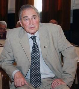 академик Съботинов - директор на БАН