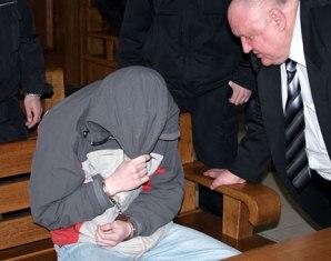 Лазар Колев в съда