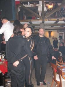 Скандалната снимка от Банско