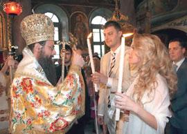 Евгения и Николай се ожениха през 2008
