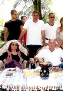Цар Киро и царица Костадинка