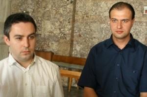 Георги Желязков и Стоян Стоичков