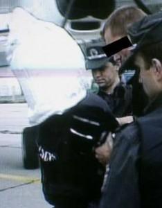 Йоца бе арестуван в България през 2002