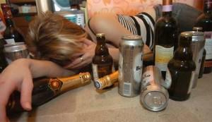 Пристрастените към бира трудно откриват проблема