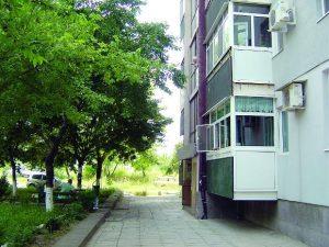 Блокът на ул. Димитър Талев 65