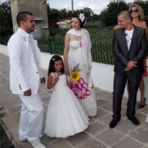 Иван се напи като казак и на сватбата си