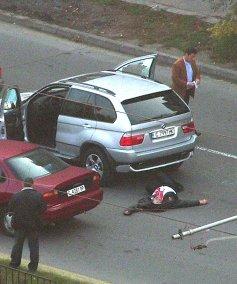 Кюлев бе разстрелян на бул. България