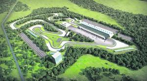 ... така ще изглежда пистата за Формула 1