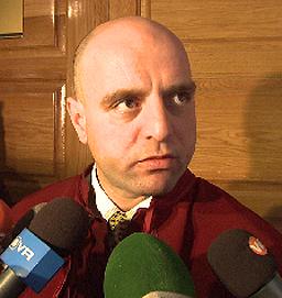 Прокурор Бисер Михайлов във вражда с Драгановеца