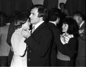 Уникална снимка: Росица Данаилова и Славков във вихара на любовната си връзка