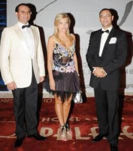 Диневи с банкерката Петя Славова