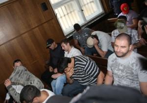 Молбите на останалите подсъдими за пускане под домашен арест не бяха уважени