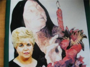 Тотевска претендира, че е наследница на Ванга