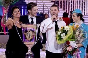 Фахрадин и Райна спечелиха във Вип денс