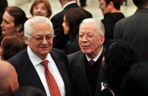 Любен Гоцев е чест гост на Първановите приеми