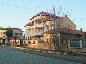 Типичен митничарски палат