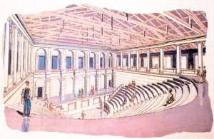 Проектът за реставреция на града