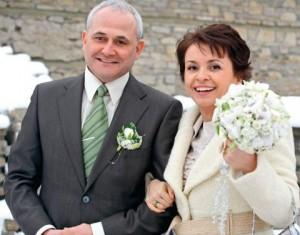 Щастливи младоженци