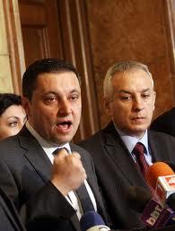 Тодор Великов беше сред верните хора на Янев