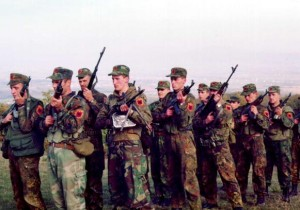 Армията за освобождение на Косово отвличала хора от Косово за лагерите на смъртта