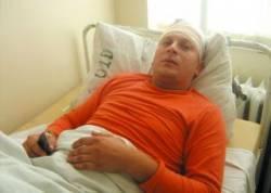 Мъж с пукната глава след нападение с бухалка