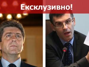 Скандалът Дянков- Първанов тръгна от тв. шоу