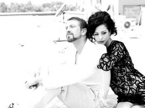 Калин и Елена - най- елегантни българи