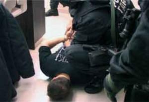 Арестът на Алексей Петров