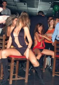 Мутри и проститутки вилнеят по дискотеките в кампуса