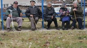 застаряващо население
