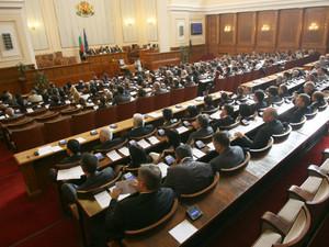Парламентът прие новия избирателен кодекс ден преди Коледната ваканция