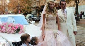 Сватбата на Георгиев и Галена Димова