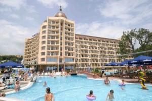 """хотел """"Адмирал"""", Златни пясъци"""