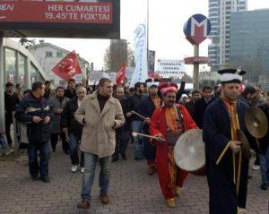 Велика Турция!, скандират фенове на сериала в Истанбул