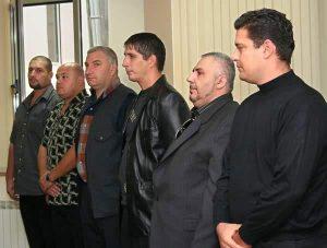 Основателят Алекс Стоилов - вторият вдясно