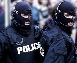 полицай рекета