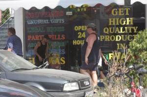 Денонощен магазин в Слънчев бряг за легално друсане
