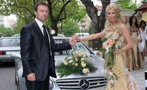 Румен Лазарова и Виолета бяха женени едва година
