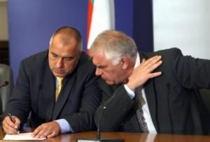Борисов натиска Танов заради Цветелина