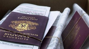 Бг. паспортите се оказаха доста желани