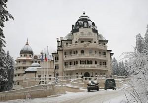 """Хотелът на Самоковеца в Боровец - """"Феста Уинтър палас"""""""
