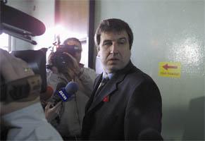 адвокатът на Очите, Илиян Василев