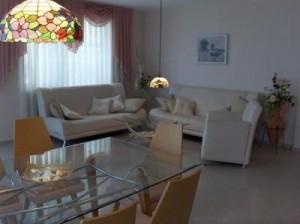 Изглед от новото жилище на Тихомир и Венета