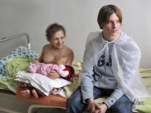 Мария и Олег Украинец