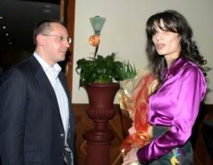 Моника се разведе с банкера Венцислав Йосифов заради Серго