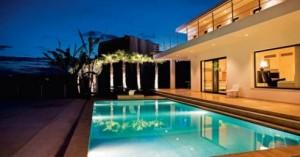 Уникална снимка: Луксозния имот на Любо Пенев във Валенсия