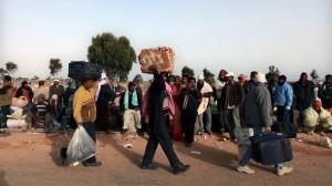 Тунис и Египет поемат в момента най- голямата вълна от бежанци