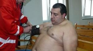 Сумиста твърди, че проблемите му с кръвното наистина са тежки