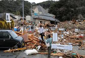 Щети след земетресение